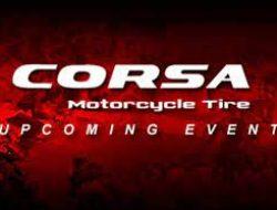 Corsa Berpartisipasi Pada Drag Bike 201M 2014