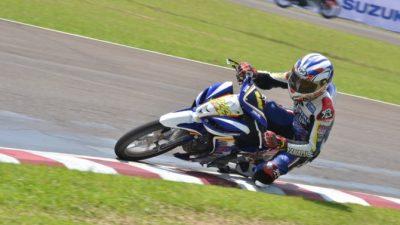 Indoprix 2014, Rey Ratukore Pecahkan Rekor Kelas 125 dan 110 cc