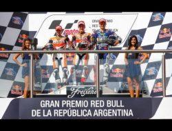 Keperkasaan Marquez di GP Argentina