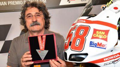 Marco Simoncelli Dinobatkan Sebagai Legenda MotoGP