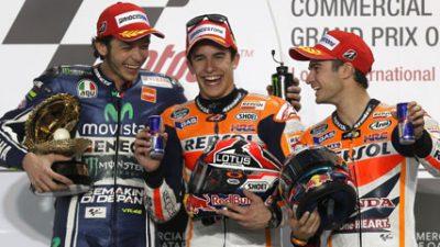 Marquez Juara Pembuka Musim MotoGP 2014