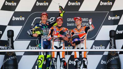 MotoGP 2014, Marquez Sukses di Jerez