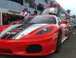 Pembalap Achilles Juarai Ferrari F430 Competizione Indonesia