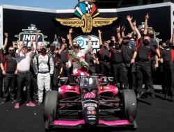 Honda Menangkan Balap Indy 500 2021